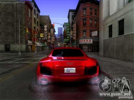Realistic Graphics HD 2.0 para GTA San Andreas quinta pantalla