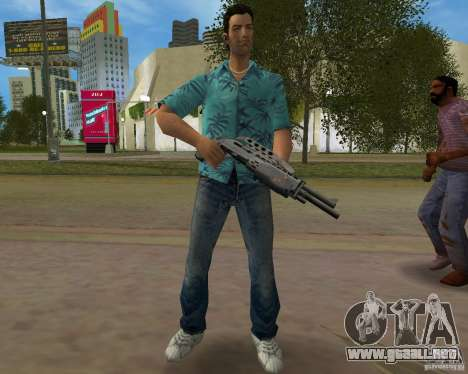 Animación de TLAD para GTA Vice City segunda pantalla