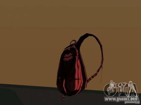 Weapon Pack para GTA San Andreas décimo de pantalla