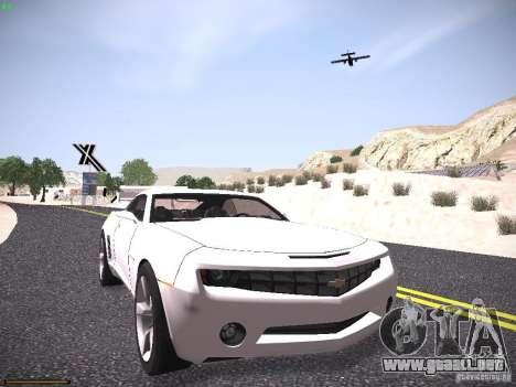 LiberrtySun Graphics ENB v3.0 para GTA San Andreas segunda pantalla