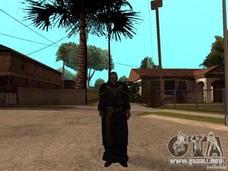 Actualizado Pak personajes de Resident Evil 4 para GTA San Andreas twelth pantalla