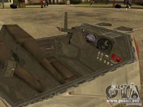Equipaje de Star Wars para visión interna GTA San Andreas