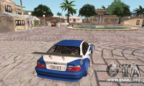 New Groove by hanan2106 para GTA San Andreas