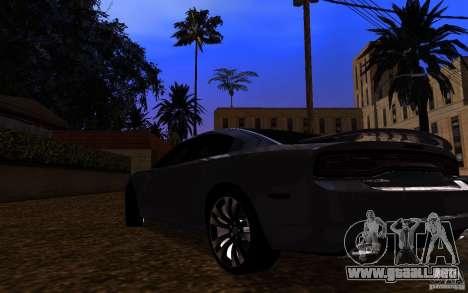 ENBSeries para v2 de 128-512 MB tarjeta de video para GTA San Andreas sucesivamente de pantalla