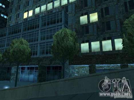 Nuevos rascacielos de texturas LS para GTA San Andreas novena de pantalla