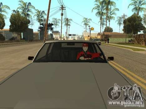 JabbaWockeeZ Skin para GTA San Andreas tercera pantalla