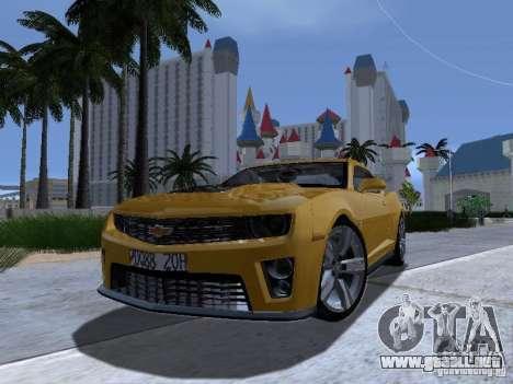 ENB Series by JudasVladislav v2.1 para GTA San Andreas