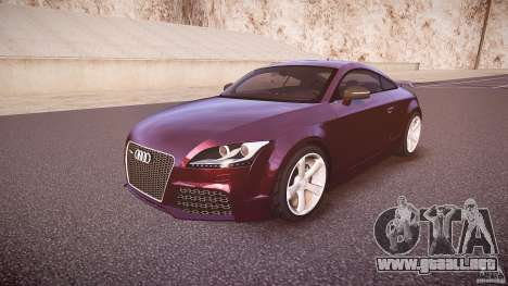 Audi TT RS v3.0 2010 para GTA 4