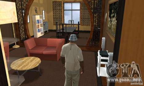 GTA SA Enterable Buildings Mod para GTA San Andreas
