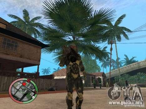 Armas exóticas de Crysis 2 v2 para GTA San Andreas tercera pantalla