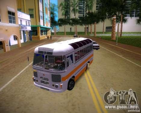 Paz-672 para GTA Vice City