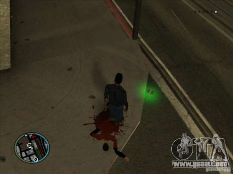 GTA IV LIGHTS para GTA San Andreas segunda pantalla