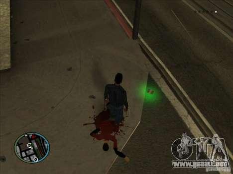 GTA IV LIGHTS para GTA San Andreas segunda pantalla