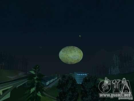 Luna: Io para GTA San Andreas