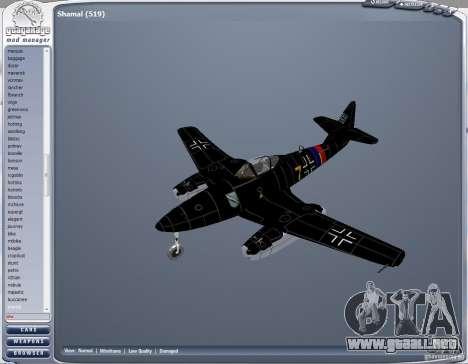GGMM v2.3 para GTA San Andreas segunda pantalla