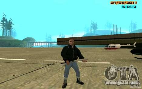 SkinHeads Pack para GTA San Andreas segunda pantalla