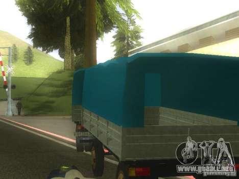 GKB-8536 trailer para GTA San Andreas left