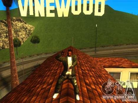 Gangam Style para GTA San Andreas