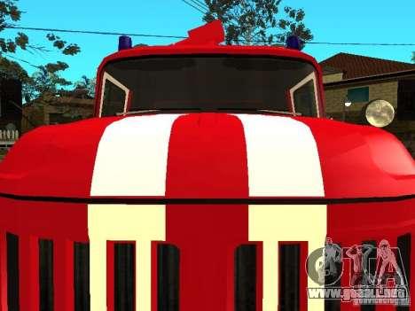 ZIL 131 fuego para GTA San Andreas