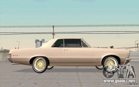 SPC Wheel Pack para GTA San Andreas undécima de pantalla