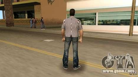 Tommy piel para GTA Vice City tercera pantalla