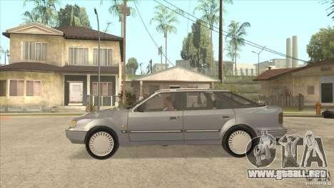 Ford Scorpio para la visión correcta GTA San Andreas