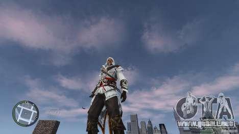 Assassins Creed II Ezio para GTA 4 tercera pantalla