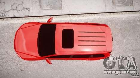 Volkswagen Touareg R50 2008 Tune (Beta) para GTA 4 vista superior
