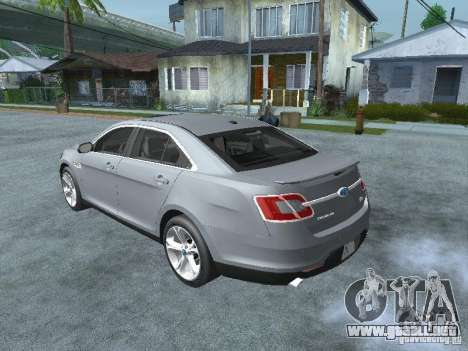 Ford Taurus para GTA San Andreas left