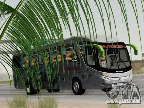 Marcopolo Paradiso 1200 G7 para visión interna GTA San Andreas