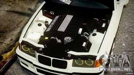 BMW e36 M3 para GTA 4 visión correcta