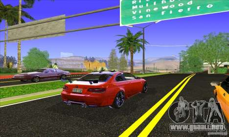 Tropick ENBSeries por Jack_EVO para GTA San Andreas tercera pantalla