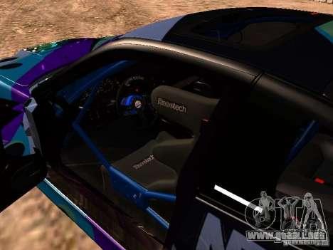 Nissan Sil80 Nate Hamilton para la vista superior GTA San Andreas