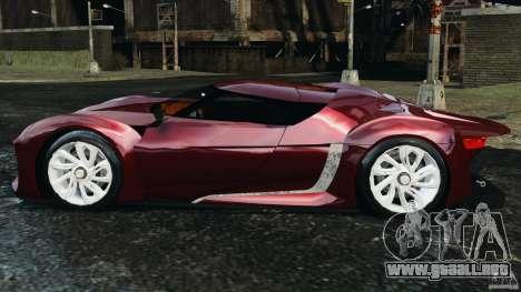 Citroen GT v1.2 para GTA 4 left