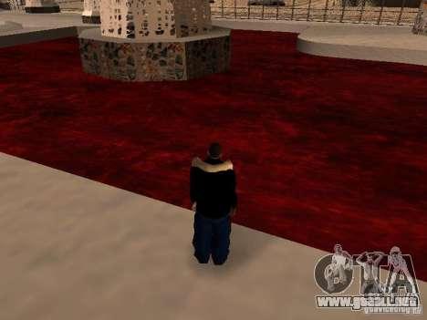 Lava para GTA San Andreas