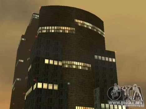 Nuevos rascacielos de texturas LS para GTA San Andreas tercera pantalla