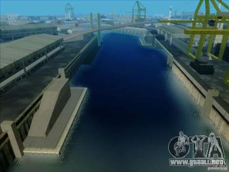 ENB v1.01 para PC para GTA San Andreas sexta pantalla
