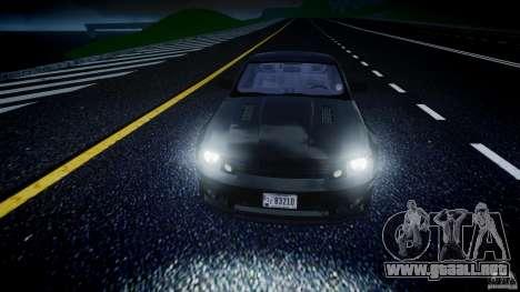 Saleen S281 Extreme Unmarked Police Car - v1.2 para GTA 4 vista desde abajo