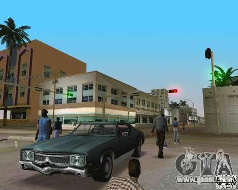 Nuevo sable para GTA Vice City