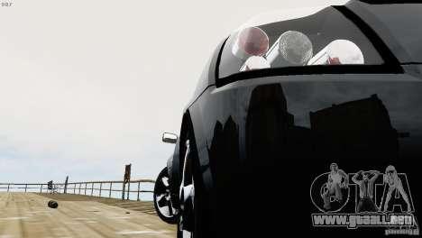 Opel Speedster Turbo 2004 para GTA 4 vista interior