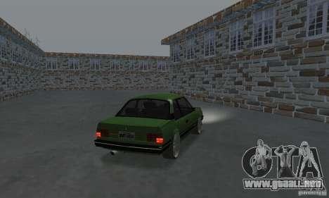 Chevrolet Monza SLE 2.0 1988 para GTA San Andreas left