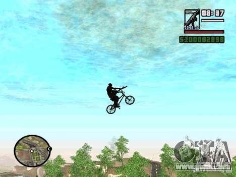 Motos voladoras para GTA San Andreas
