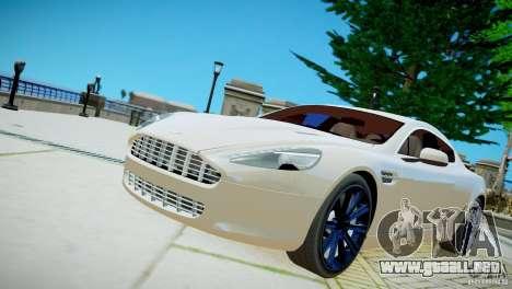 Aston Martin Rapide para GTA 4 visión correcta