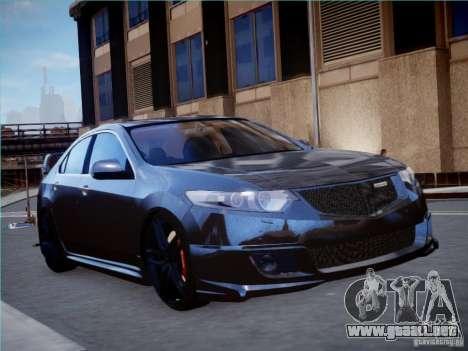 Honda Accord Mugen para GTA 4