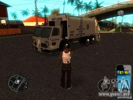 Limpiador de GTA 4 para GTA San Andreas