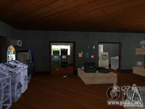GTA Museum para GTA San Andreas octavo de pantalla