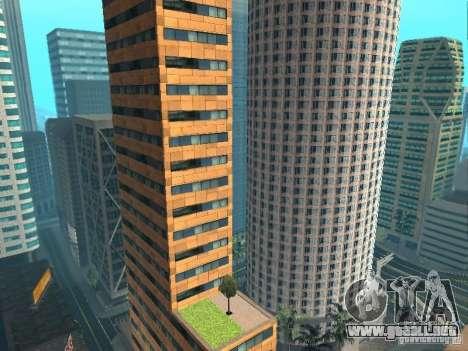 DownTown NEW para GTA San Andreas segunda pantalla