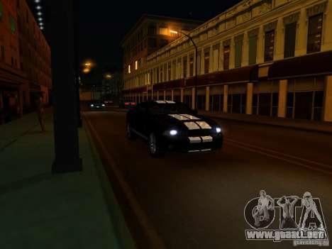 ENBSeries by AlexKlim para GTA San Andreas segunda pantalla