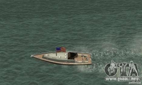 USA Marquis para GTA San Andreas vista hacia atrás