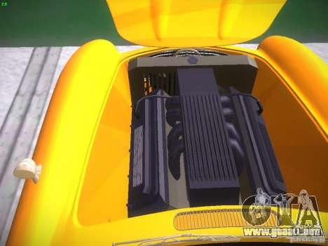 Mercedes-Benz 300SL para visión interna GTA San Andreas